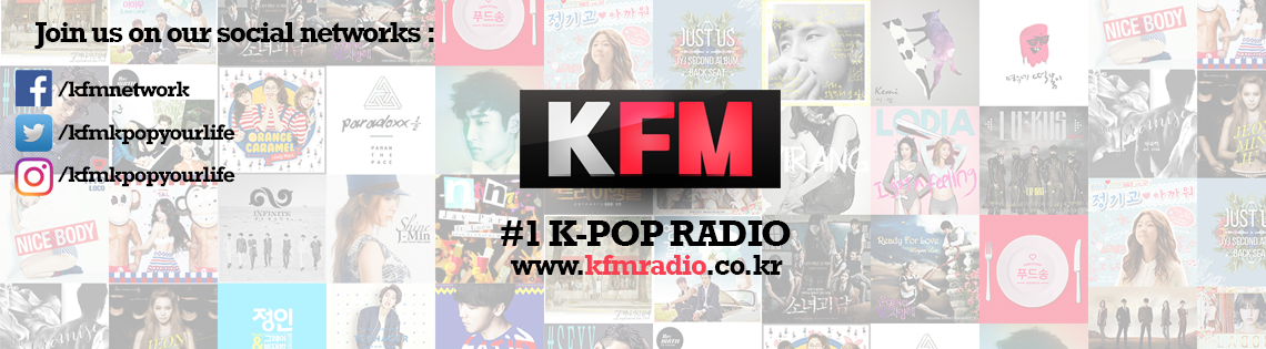 Listen to KFM Radio : Kpop Your Life - #1 Kpop Radio