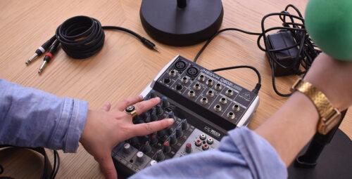 Part I: How to create your Home Radio Studio
