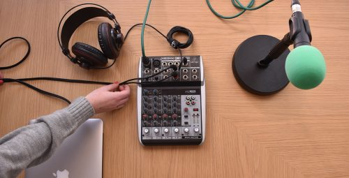 Part II: How to Assemble your Home Radio Studio