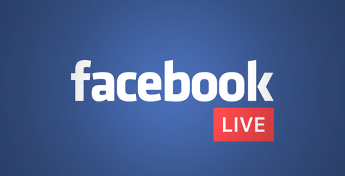 Broadcast your radio station backstage with Facebook Live!