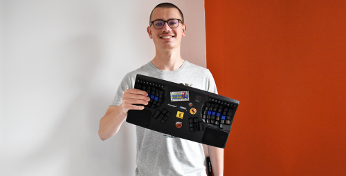 Get to know Corentin, our new System Administrator!