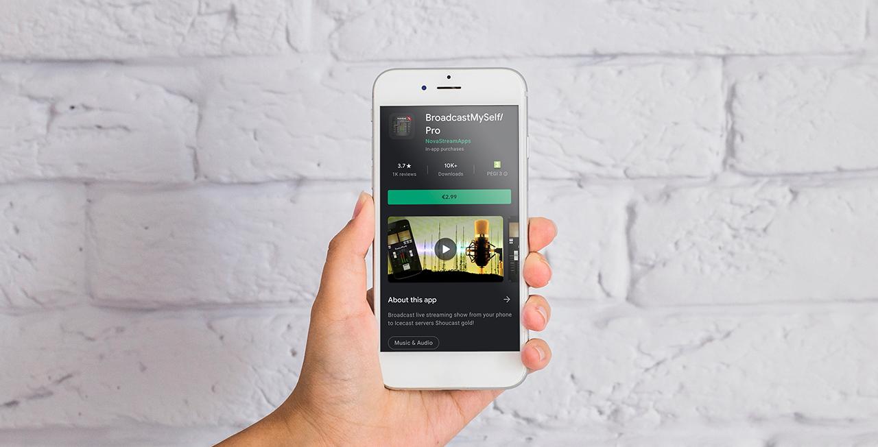 Tutorial: How to go live via your smartphone