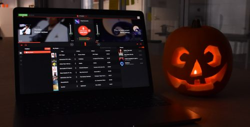 Give your listeners the shivers this Halloween!