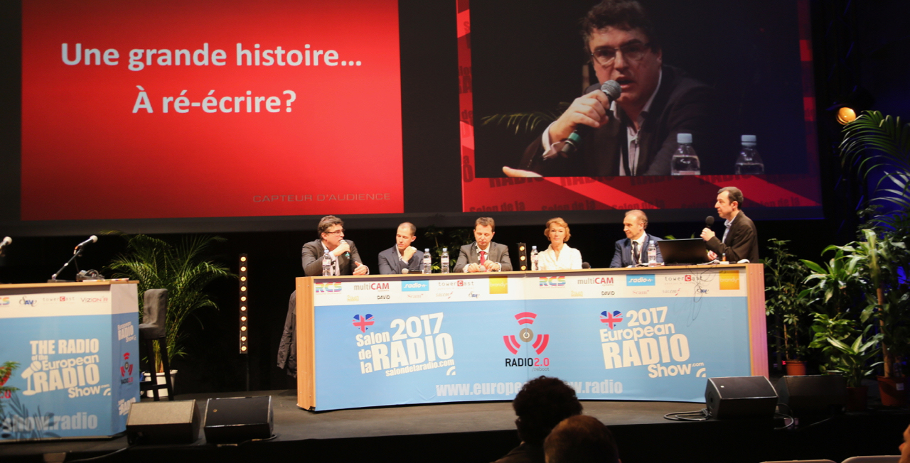 Salon de la radio et de l 39 audio digital le rendez vous for Salon de la radio 2017