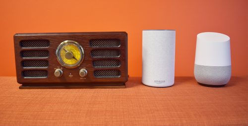 Connected Speaker and Radio: the perfect pair!