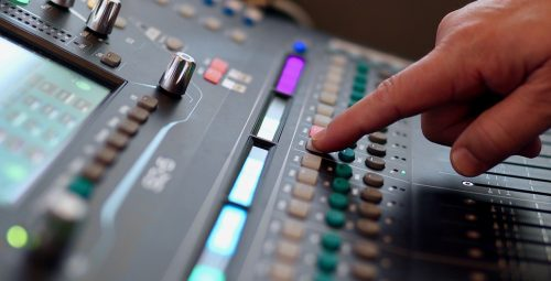 Fill in the blanks on your Radio with a Broadcast Master