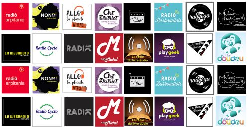 20 inspiring concepts for your Online Radio Station