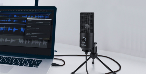 Fifine USB Microphone Review