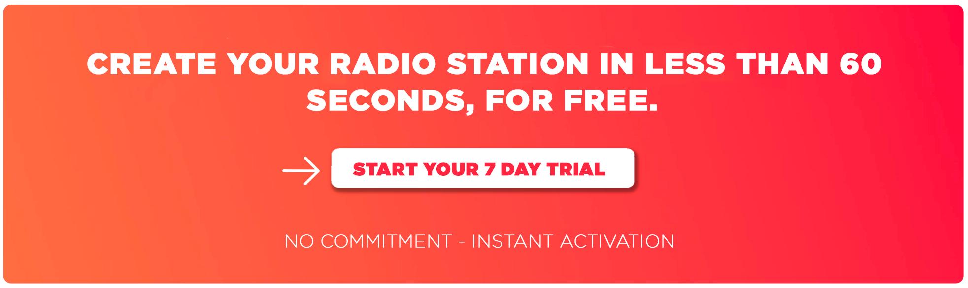 make a radio station for free