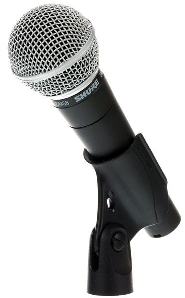 Shure SM58 radio microphone