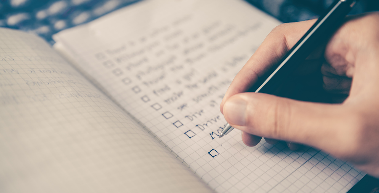 Checklist for starting an Internet radio station